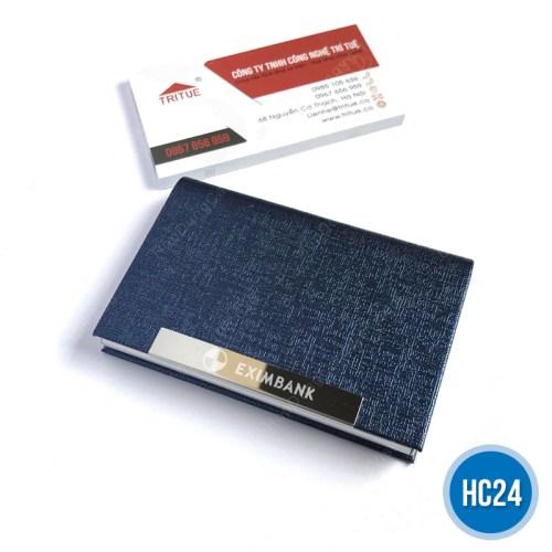 Ví đựng card dành cho nữ HC24 xanh