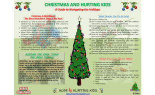 Christmas and Hurting Kids