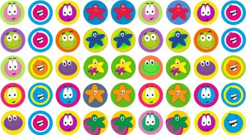 Rewards for Good Behavior - Stickers