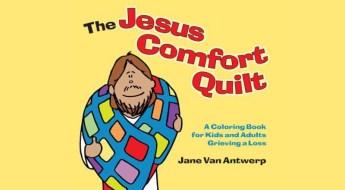 Jesus Comfort Quilt