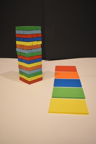 Emotions Jenga