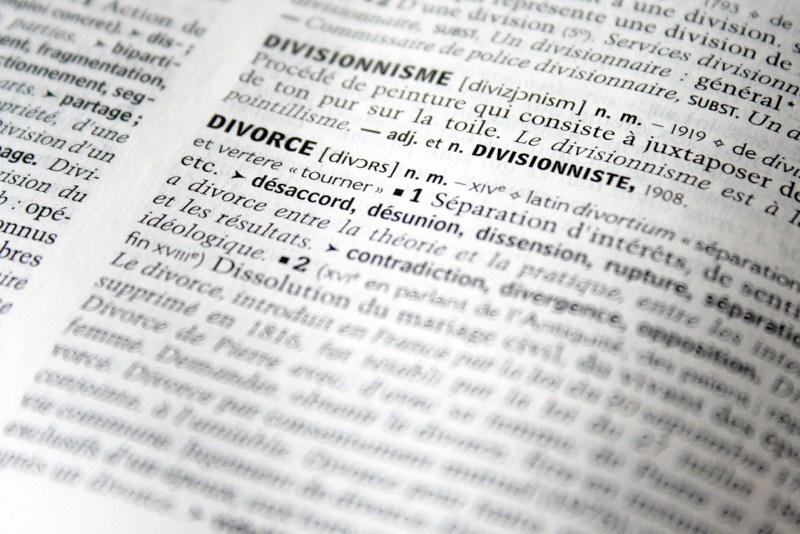 Do Children Benefit from Divorce