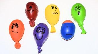 Stress Balloons