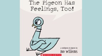 Pigeon Has Feelings