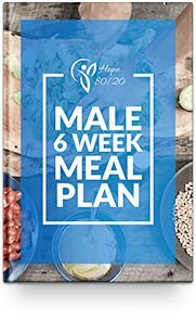 6 week meal plan for weight loss and muscle gain male pdf