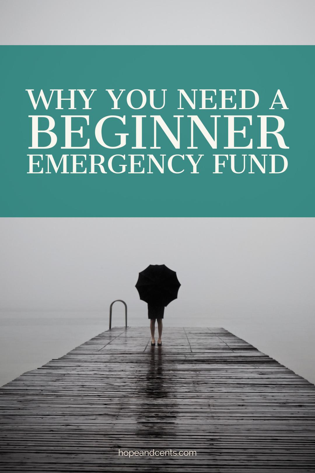 If you are currently working your way through paying off debt or are considering starting, it is possible you are missing an important step — having an emergency fund.