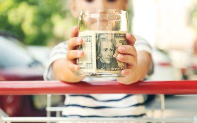 4 Tools For Raising Money-Smart Kids