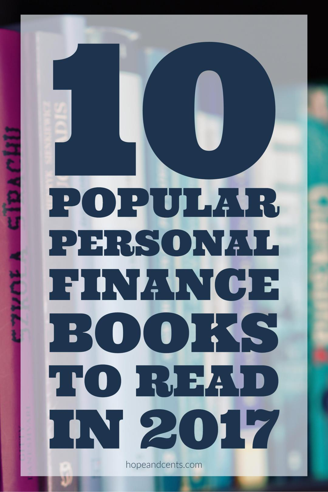 Are you looking for personal finance books to read? These best-selling money books from Amazon cover everything from budgeting to investing.
