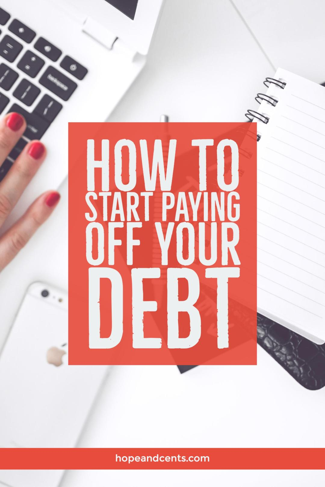 Paying off your debt can be daunting. Reduce the overwhelm with these tips to dump your debt for good!