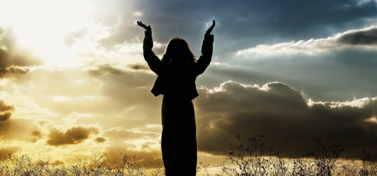 There is power in praise and in the name of Jesus