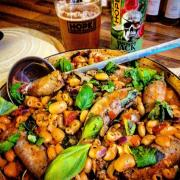 Toulouse Sausage Recipe Hope beer