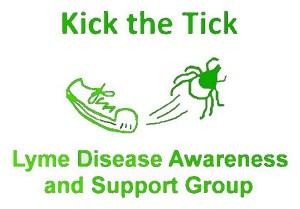 Kick the Tick logo