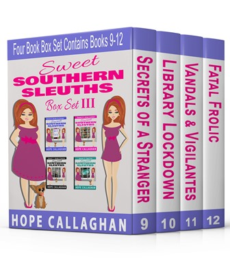 Sweet Southern Sleuths Box Set 3
