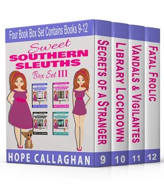 Sweet Southern Sleuths Box Set 3