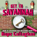 """Free Audiobook - """"Key to Savannah"""" by Author Hope Callaghan"""