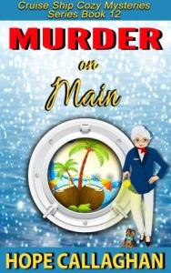 Download Murder on Main, Cozy Mystery Book