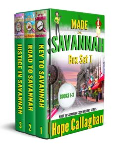 Download Made in Savannah Box Set I