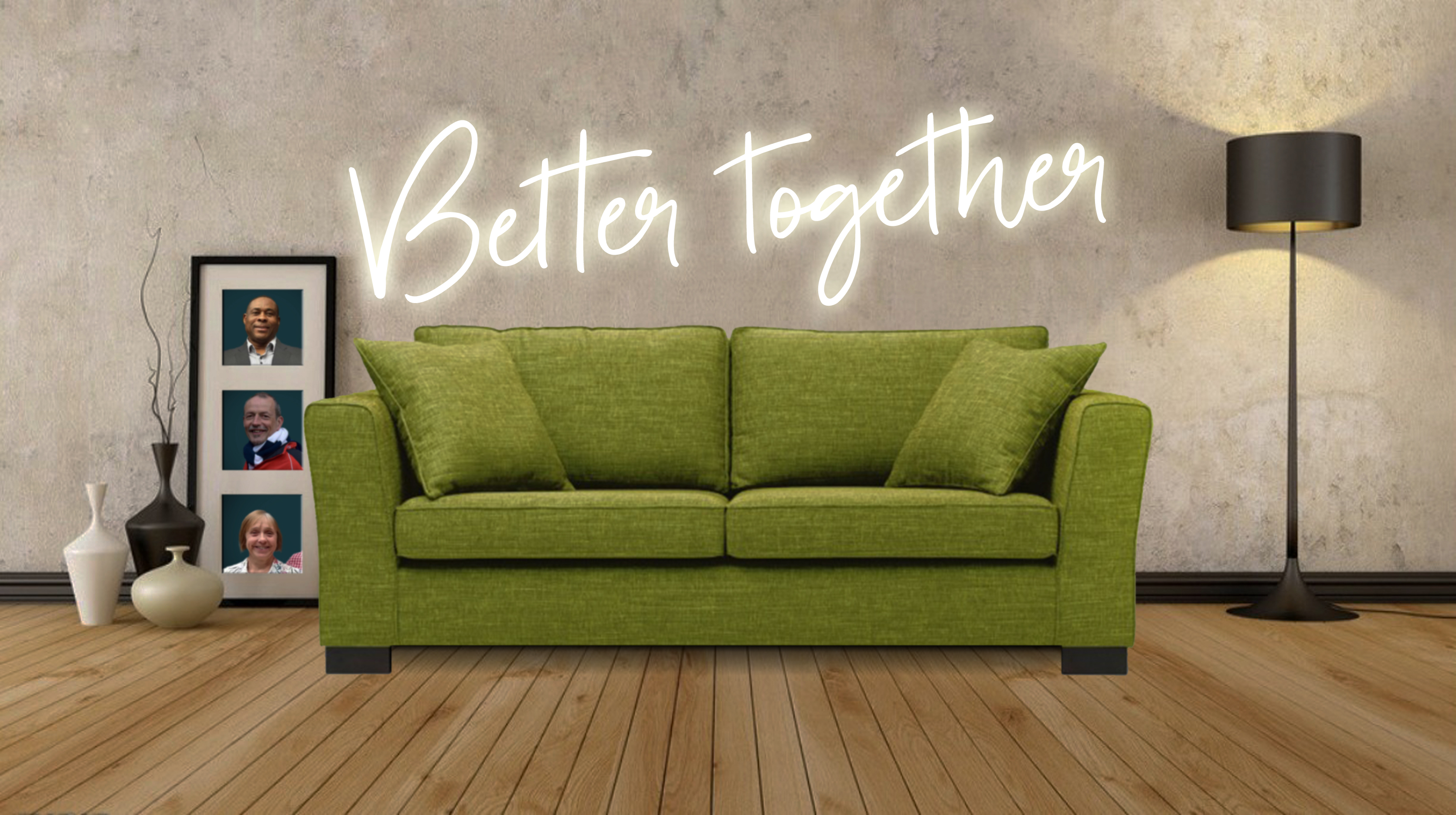 Better Together: Love One-another