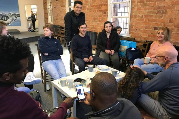 Asylum Seekers Cafe