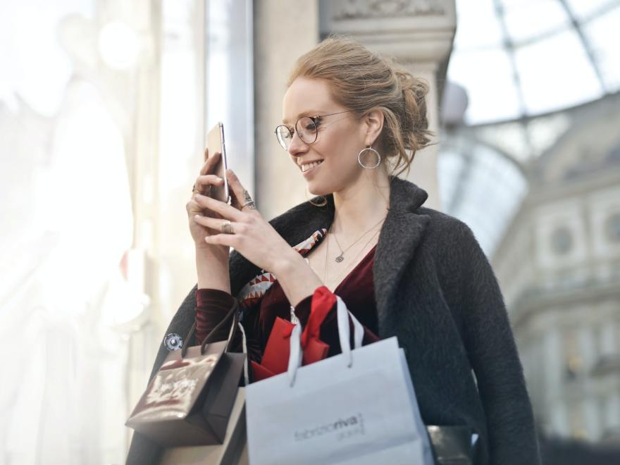 Working as a mystery shopper
