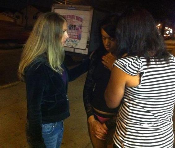 Prostitute Outreach