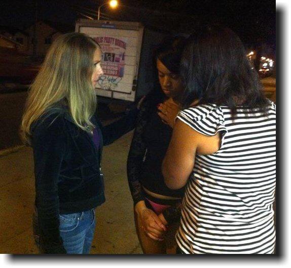 prayer for underage prostitute