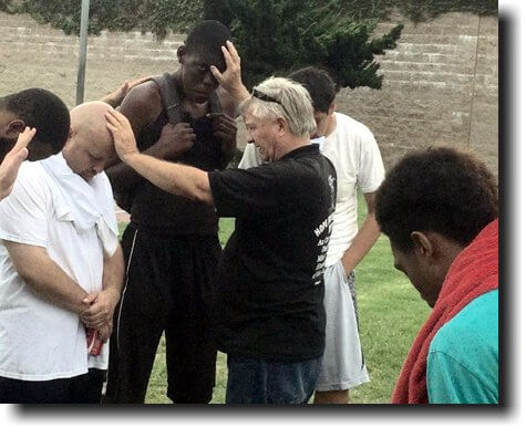 gang prevention outreach prayer