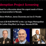 #cut50's National Organizer, Louis L. Reed to screen CNN's The Redemption Project with key justice reform activists