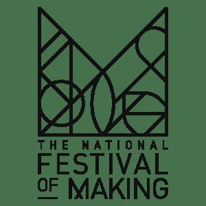 Festival of Making - square logo