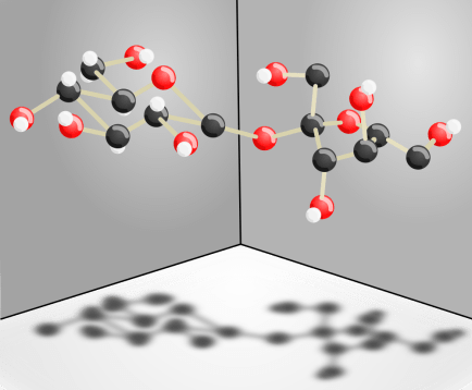 sucrose structure sugar