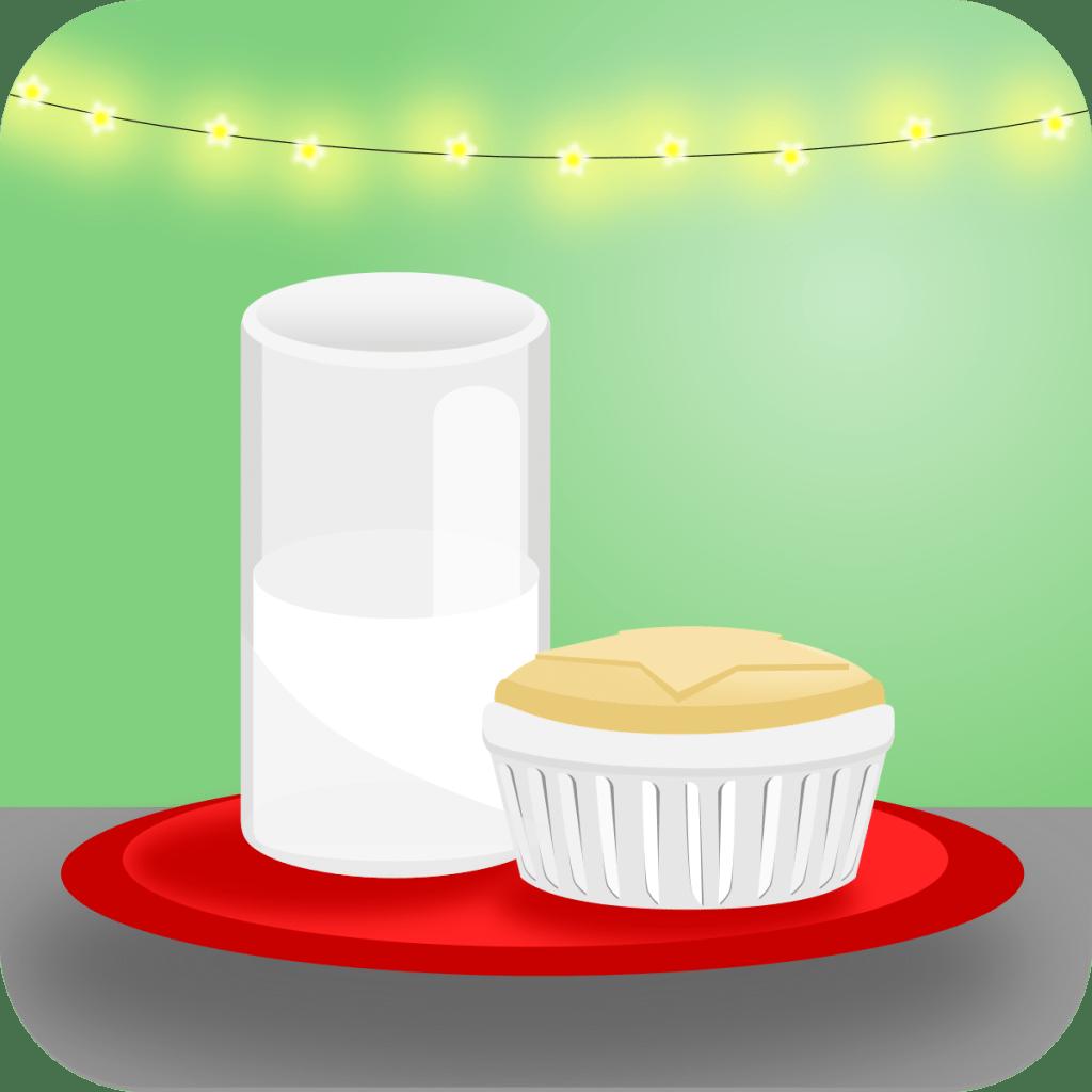 santas diet of mice pies and milk