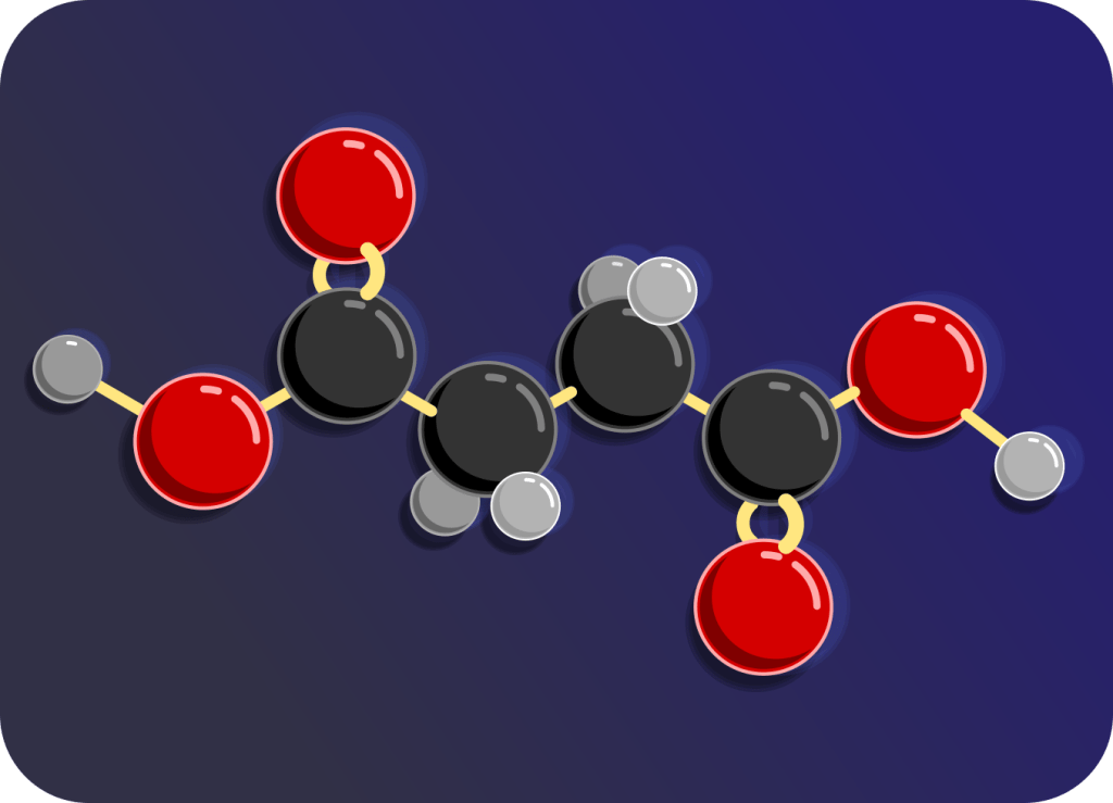 the structure of oxalic acid