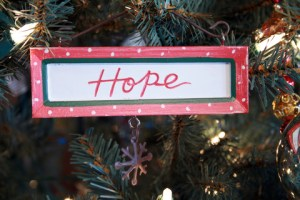 HOPE – it keeps my heart beating!