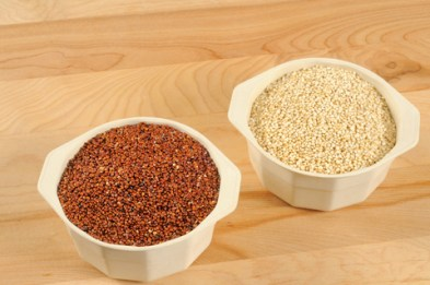 Red & White Quinoa