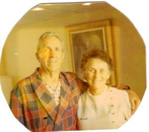 Harold & Emily Chamberlain 1972 001
