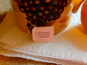 beauty – bounty – bliss – baloney