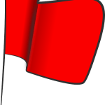 red flag-160258_640