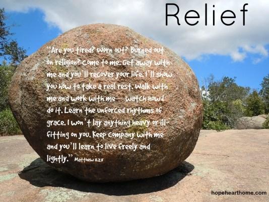 FMF-Relief