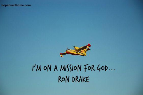 Mission for God