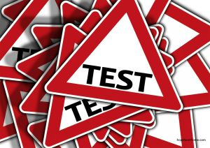 the test – guest post