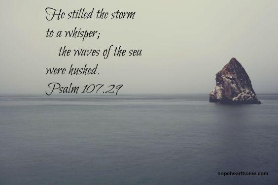 Psalm 107_29