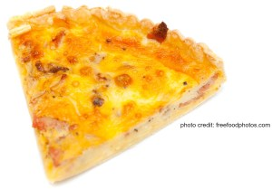 tasty tuesday: mexican quiche