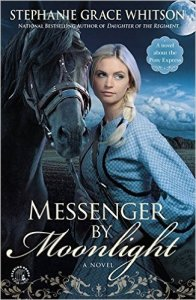 book review: Messenger by Moonlight (historical novel)