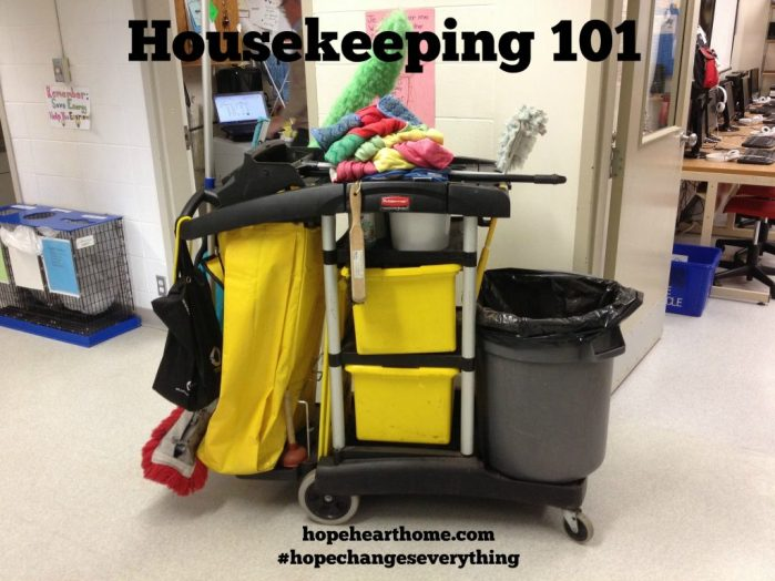 HHH Housekeeping_101