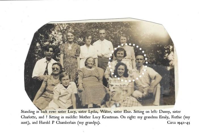 Krautman Sisters 1942_45