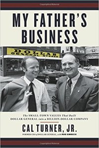Book Review - My Father's Business!