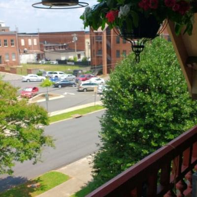 Our Urban Porch aka a Balcony