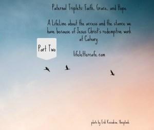 Paternal Triplets: Part 2