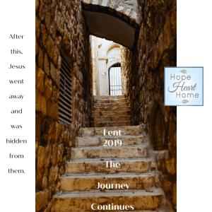 Quietude: Lent Continues