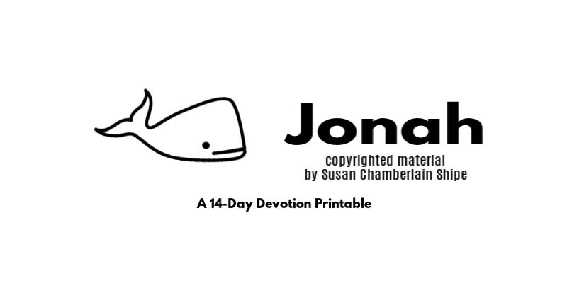 A 14-day devo printable